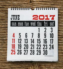 2017_green_calendar_June