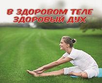 в здоровом теле здоровый дух (197х160)!.