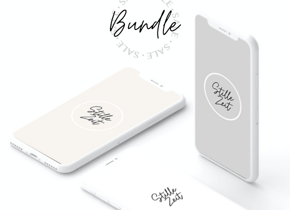 BUNDLE: Instagram Highlight Cover - Lettering