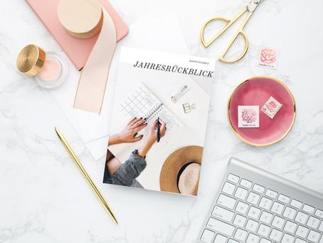 Dein Rückblick auf 2019 (+Kostenloses Worksheet)
