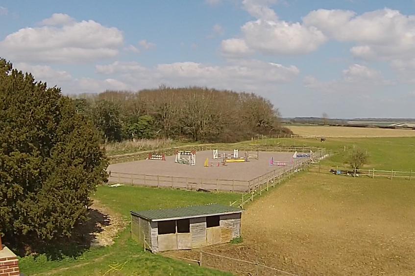 Bushes Equestrian Centre Dorset - Arena 4 Hire