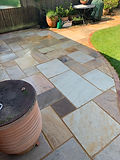 Barnham Patio After