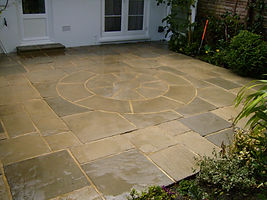 Patio cleaning,driveway cleaning,chichester,exterior cleaning,slabs cleaning