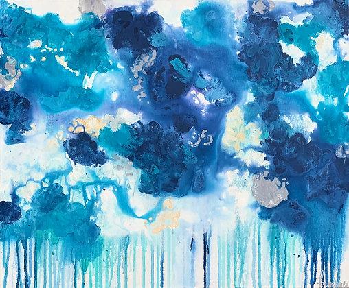 "Storm Clouds - 20"" x 24"""