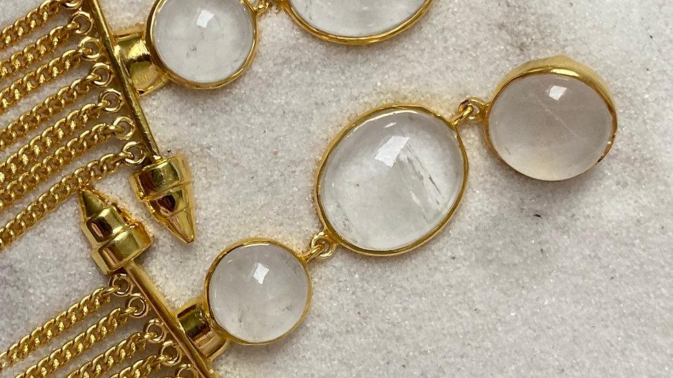 Luxe 'India' earrings