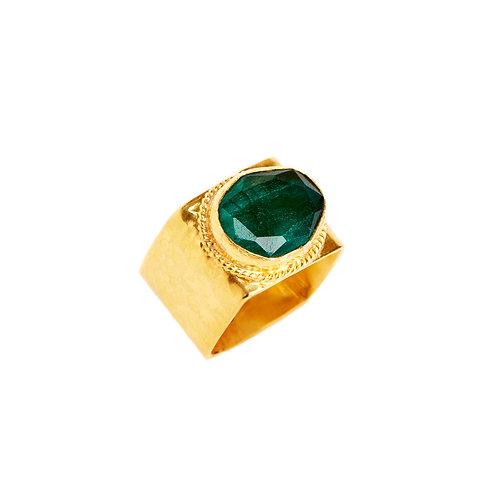 Alala Emerald ring