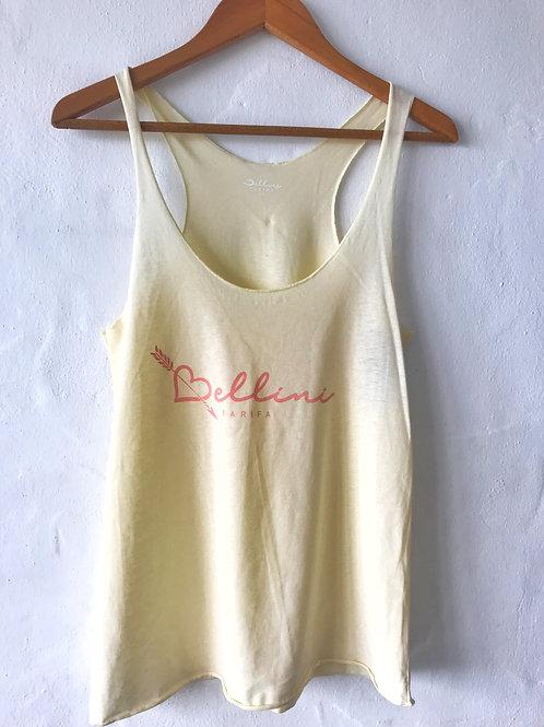 Camiseta tirantes Bellini corazón