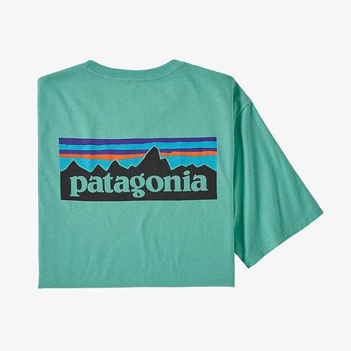 PATAGONIA LOGO ORGANIC COTTON