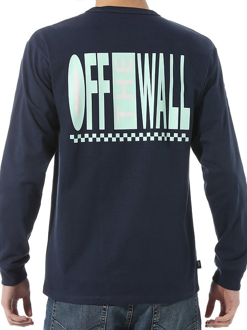 OFF THE WALL BLUE
