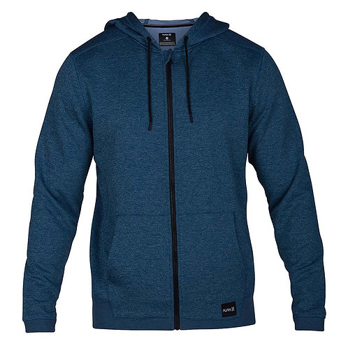 HURLEY DRY FIT DISPERSE BLUE