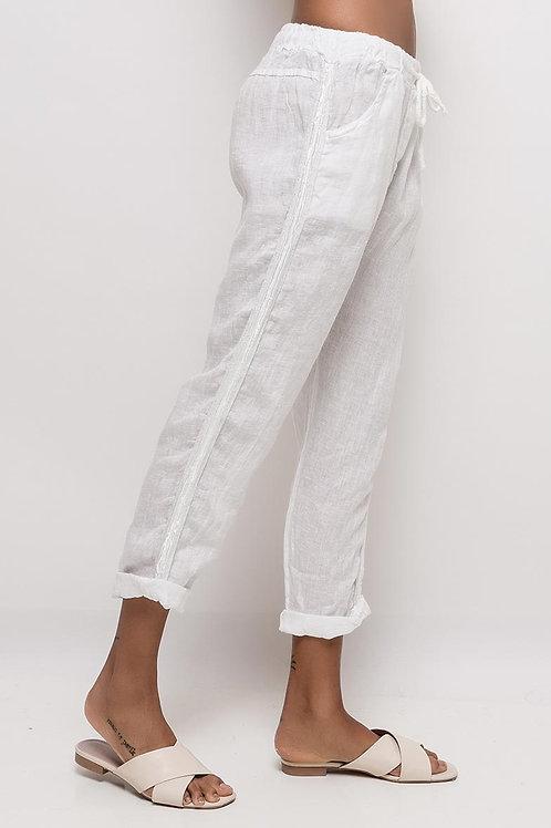 Pantalón lino MIXIKA