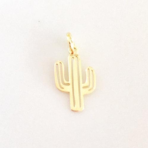 Mini colgante cactus