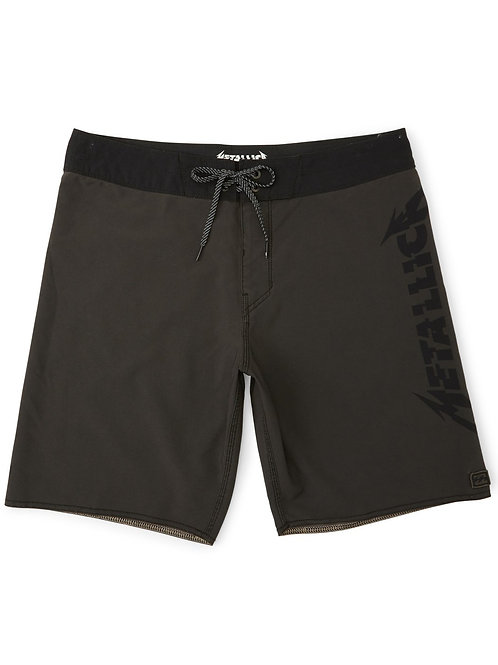 BILLABONG BIPO BLACK METALLICA