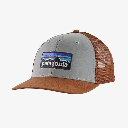 P-6LOGO TRUCKER HAT