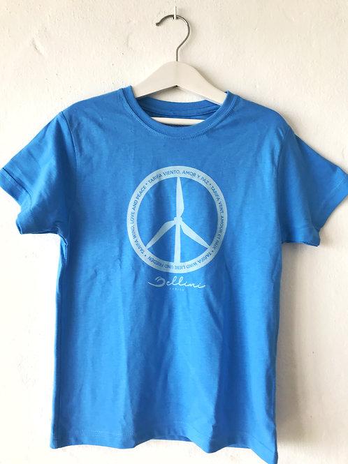 Camiseta niño Molino de La Paz