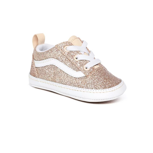 VANS OLD SKOOL CRIB GLITTER