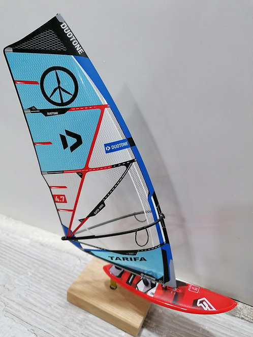 Maquetas Windsurf DUOTONE