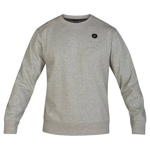 SUDADERA HURLEY THERMA PROT GRIS
