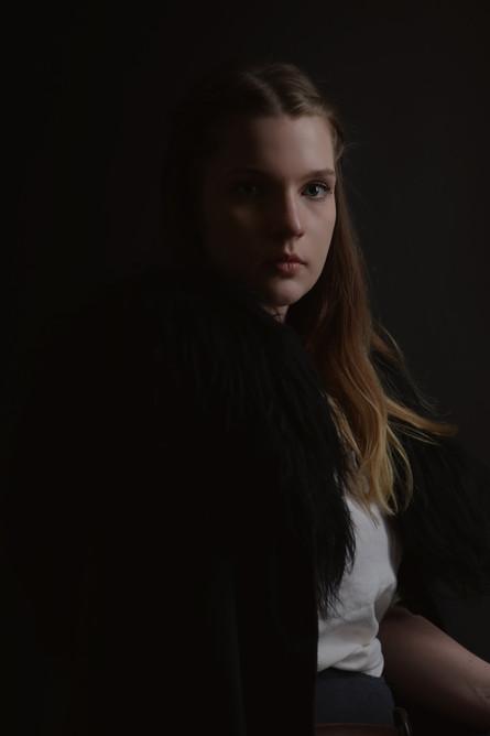 Portrait Milena