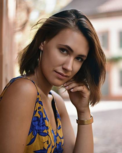 City Portrait Marie