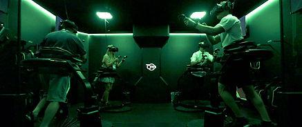 Omni Arena Virtual Reality Players