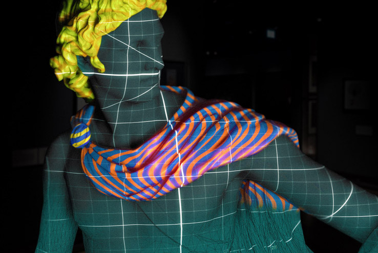 Object Projection Mapping