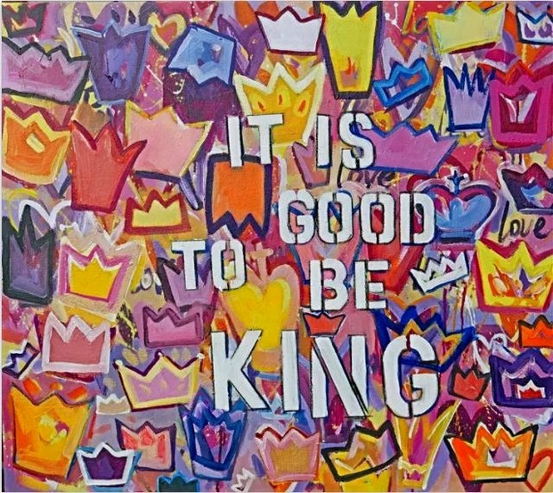 It's Good To Be King.