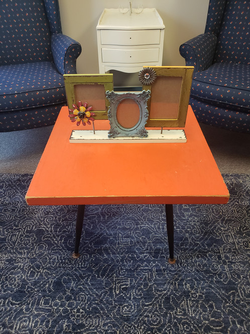 Mid Century Modern Accent Tables