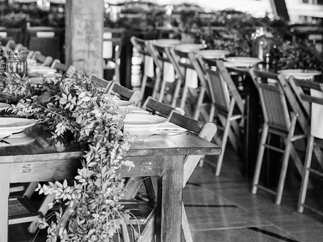 "Farm Tables for Your Wedding Don't Have to Scream ""Rustic"""