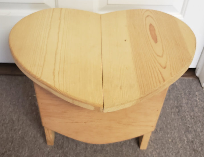 Heart Shaped Tables