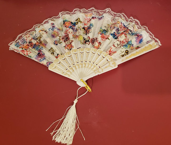 Small Asian Style Fan