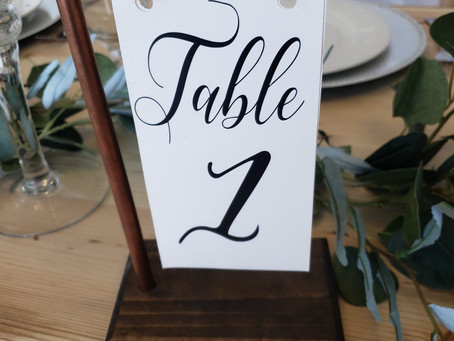 """The """"Biggest Bang"""" for Your Northern Michigan Wedding Decorating Budget"""