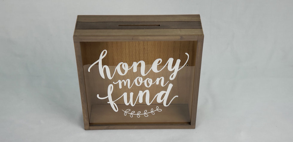 Honeymoon Fund Box