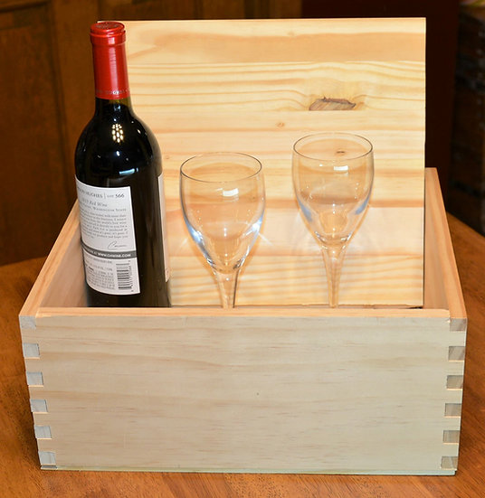 Handmade Wine Boxes