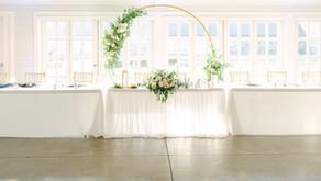 The Hottest Wedding Decor Rentals for Northern Michigan Weddings