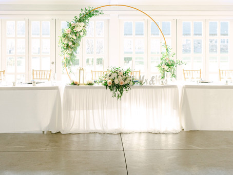 The Hottest Wedding Decor Rentals for Northern Michigan Weddings
