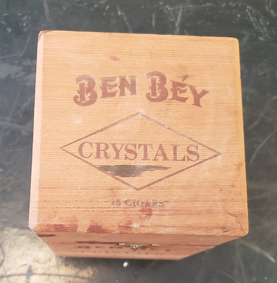 Authentic Wooden Cigar Boxes