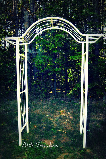 Metal Ceremony Arbors and Arches