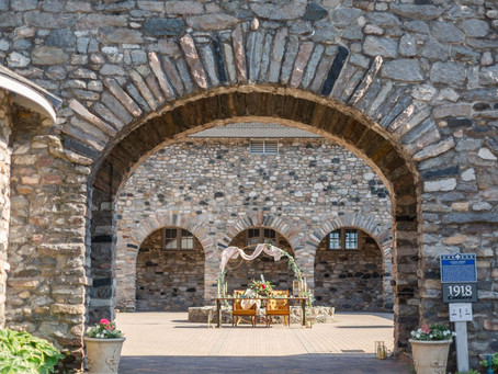 An Elopement in Northern Michigan at Castle Farms in Charlevoix