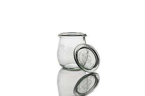 Weckglas mit Deckel