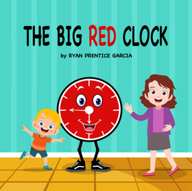 THE BIG RED CLOCK