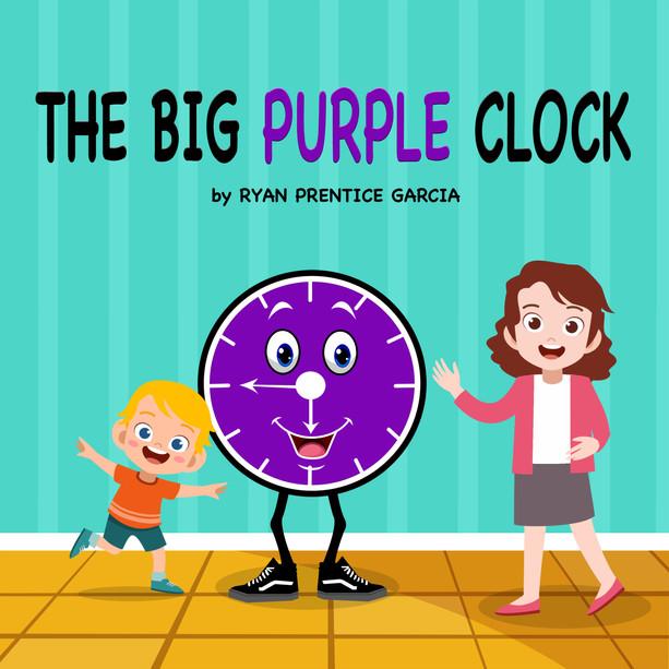 THE BIG PURPLE CLOCK