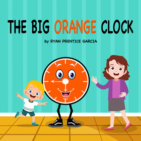 THE BIG ORANGE CLOCK