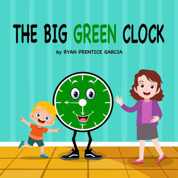 THE BIG GREEN CLOCK