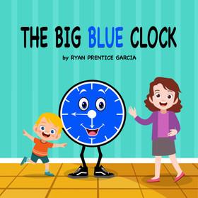 THE BIG BLUE CLOCK