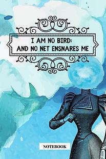 I am no bird and no net ensnares me Jane