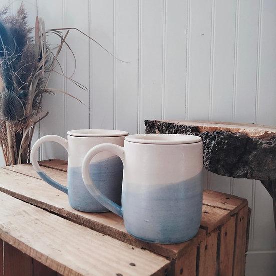 Mug & Infuseur Ciel