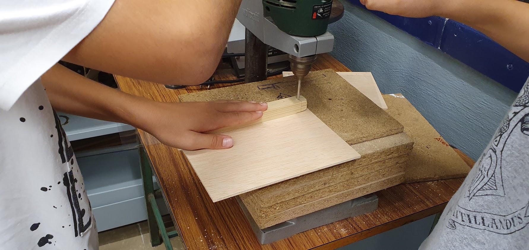 Projecte Material Arts