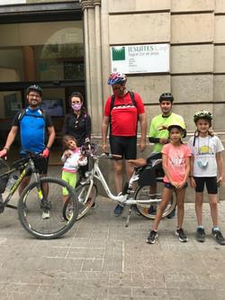 ciclistes a CASP 2