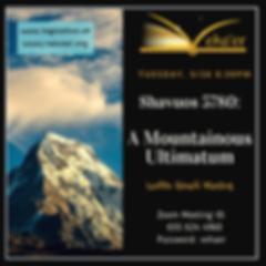Mountainous Ultimatum Shavuos 5780 (1).p
